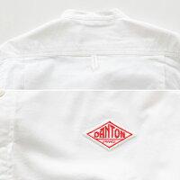 [DANTON]ダントンOXFORDバンドカラー長袖シャツ(レディース)JD-3606YOXCDX