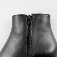 [DANIELAVEGA]ダニエラヴェガレザーショートブーツ1242NA