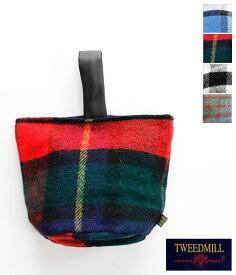 [TWEED MILL]ツイードミル DoorStop Bag ワンハンドルバッグ