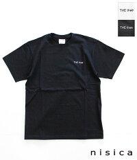 [nisica]ニシカプリントTシャツ