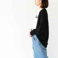 [TRAVAILMANUEL]トラバイユマニュアルリネン天竺ボレロカーデ291014