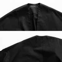 [TRAVAILMANUEL]トラバイユマニュアルコンパクトチノノーカラーBIGジャケット402001