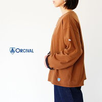 [ORCIVAL]オーチバルオーシバルCOTTONMOYENCREWNECKCARDIGANクルーネックカーディガンOR-C0027CMJ