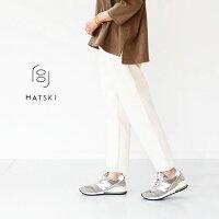 [HATSKI]ハツキLooseTaperedKaturagiDenimルーズテーパードカツラギデニムHTK-22001-K