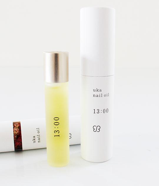 [uka]ウカ nail oil 13:00 ネイルオイル 13:00