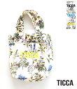 [TICCA]ティッカ プリントトートバッグ TAIS-411