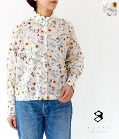 [SETTO]セット OKKAKE SHIRT(LIBERTY) オッカケシャツ(リバティ柄) SLT-SH0062