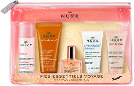 ニュクス NUXE 私の旅行に必要なキット (フローラルオイル が入っている旅行 化粧品 パック) 海外直送品