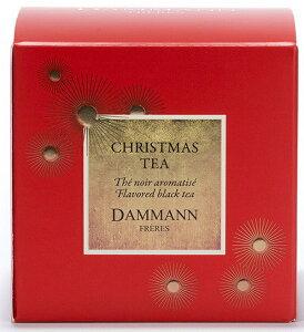 【ダマン フレール】 クリスマス ティー  25のクリスタルティーバッグ入り