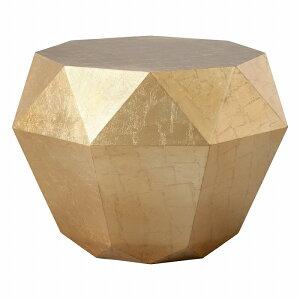 ダイヤモンド テーブル (ゴールド) 【W520】 送料込価格