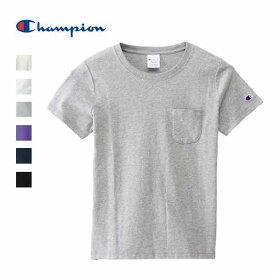 Champion / チャンピオン ウィメンズ ポケットTシャツ (シャツレディース 手洗い可スポーツ アウトドア) (CW-321) (ネコポス対応商品) (30%OFF) (クーポン対象外)