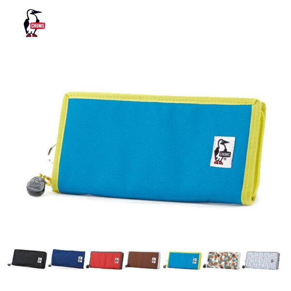CHUMS チャムス エコビルフォルドウォレット Eco Billfold Wallet (CH60-0850) 長財布 (ネコポス対応商品)