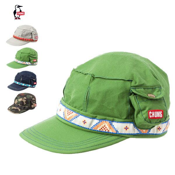 CHUMS チャムス Fes Cap Fesキャップ (CH05-1076) フェス アウトドア キャンプ BBQ (ネコポス対応商品)