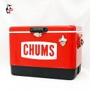 CHUMS チャムス チャムススチールクーラーボックス54L CHUMS Steel Cooler Box 54L (CH62-1283)