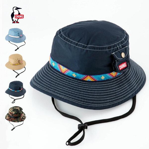 CHUMS チャムス / Fes Hat フェスハット (CH05-1107) フェス アウトドア キャンプ BBQ DIY (2018春夏新作)(ネコポス配送で送料無料) (15%OFFクーポン対象商品)