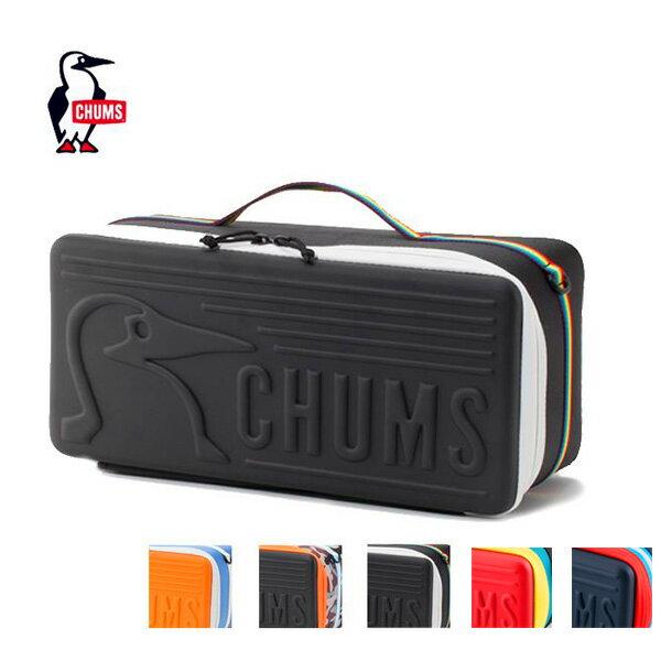 CHUMS チャムス ブービーマルチハードケースL Booby Multi Hard Case L(CH62-1087) (CH62-1206) アウトドア カメラケース