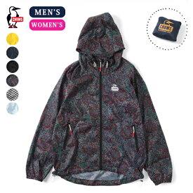 CHUMS チャムス レディバグジャケット Ladybug Jacket (CH14-1178) (CH04-1178) (2019秋冬) ウインドブレーカー パッカブル ユニセックス