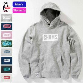 CHUMS チャムス チャムスロゴプルオーバーパーカー CHUMS Logo Pull Over Parka (CH00-1114) (CH10-1114) (2019春夏商品) スウェットパーカー (30%OFF) (クーポン対象外)