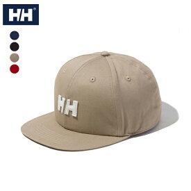 HELLY HANSEN ヘリ—ハンセン / Logo Twill Cap ロゴツイルキャップ (HC91953)(ネコポス対応商品) ストレートキャップ