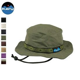 (20%OFFクーポン対象) KAVU / カブー Strap Bucket Hat/ストラップバケットハット(11863452)(メンズ レディース ユニセックス 日焼け防止 スポーツ アウトドア)(ネコポス配送送料無料)