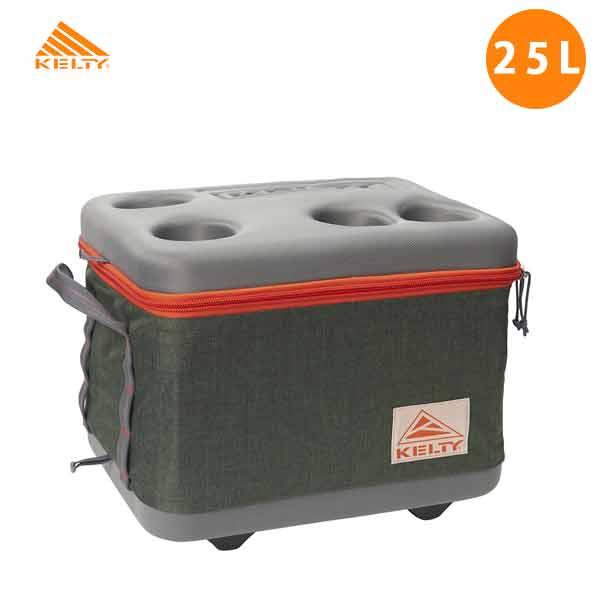 KELTY ケルティ FOLDING COOLER 25L (A24651019) (2019春夏商品) クーラーボックス (10%OFFクーポン対象)