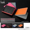 フランク クロコダイル クリップ ブラック オレンジ