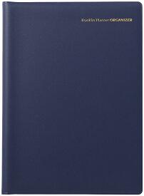 【公式】フランクリンプランナー 綴じ手帳 2021年 1月始まり ビジネス・ウィークリーレフト (1週間2ページ) B6サイズ 手帳 スケジュール帳 月間カレンダー フランクリン Franklin Planner
