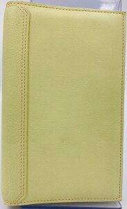 【訳あり20%OFF】☆ ポケットサイズ エコナチュラル・バインダーグリーン リング径15mm (955)
