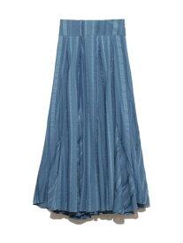 [Rakuten Fashion]マチフレアースカート FRAY I.D フレイ アイディー スカート フレアスカート ブルー ブラウン ホワイト【送料無料】