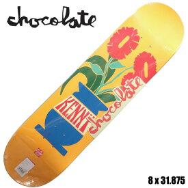 チョコレート スケートボード デッキ chocolate skateboard ANDERSON PLANTASIA DECK 8 x 31.875 スケートボード スケボー SKATEBOARD デッキ