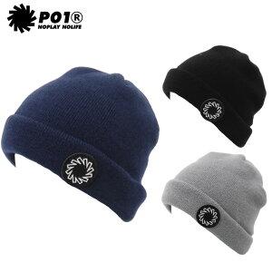 プレイデザイン ビーニー PO1 BEANIE PLAY KNIT ニット帽 帽子