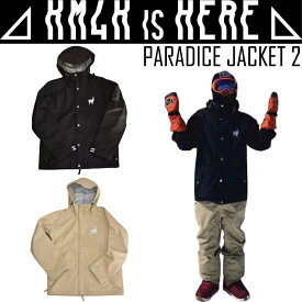 KM4K カモシカ PARADICE JACKET パラダイスジャケット スノーボードウェア17-18