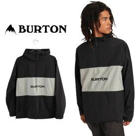 バートン 撥水 パーカー プルオーバー バートン ウェア BURTON Burton Antiup Anorak Jacket ウェザープルーフ プルオーバー