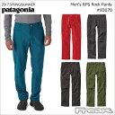 【PATAGONIA パタゴニア パンツ】83070< Men's RPS Rock Pants メンズ RPSロック パンツ>※取り寄せ品