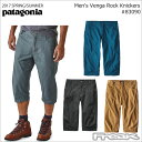 【PATAGONIA パタゴニア パンツ】83090<Men's Venga Rock Knickers メンズ ベンガ ロック ニッカーズ>※取り寄せ品
