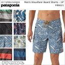 """ネコポス発送可能【PATAGONIA トランクス】86621<Men's Wavefarer Board Shorts - 19"""" メンズ・ウェーブフェアラー・..."""