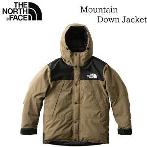 ノースフェイス マウンテンダウンジャケット THE NORTH FACE Mountain Down Jacket ND91837