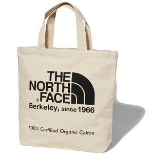 ノースフェイス トートバック TNFオーガニックコットントート THE NORTH FACE TNF Organic Cotton Tote NM81908 サイズ20L トートバック
