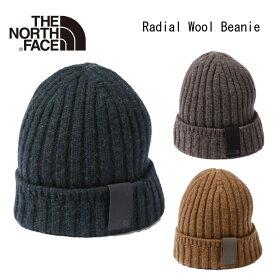 ノースフェイス ニット帽 帽子 ラディアルウールビーニー(ユニセックス) THE NORTHFACE Radial Wool Beanie NN41719