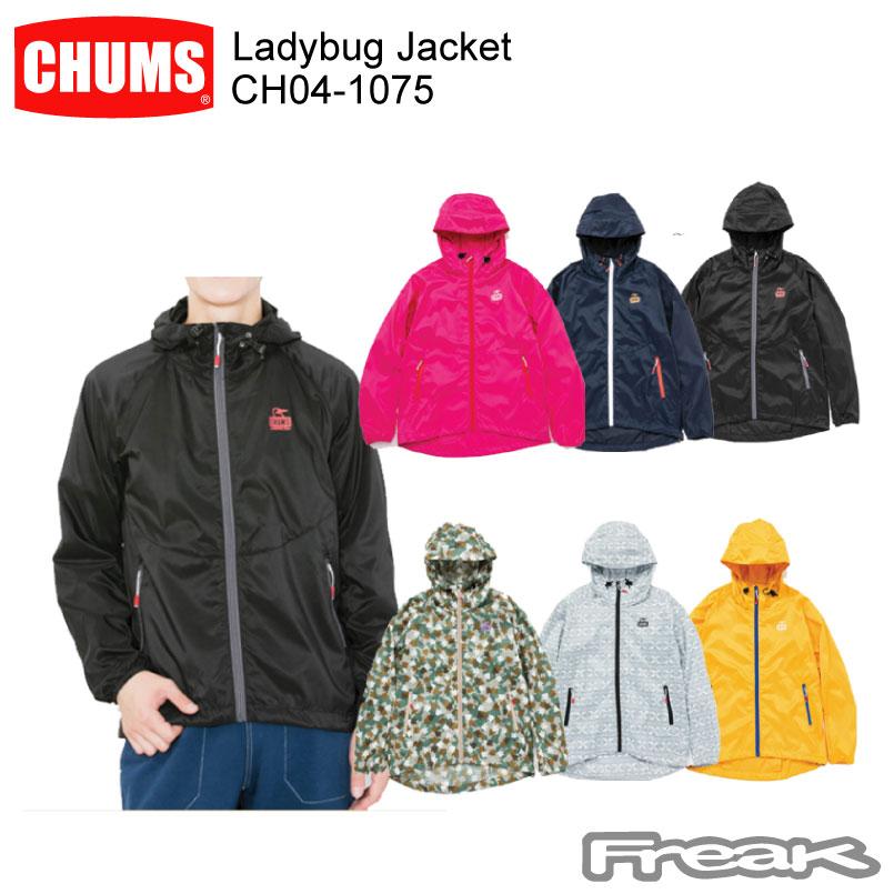 CHUMS チャムス CH04-1075<Ladybug Jacket レディバグジャケット >※取り寄せ品