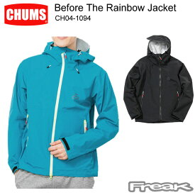 CHUMS チャムス メンズ ジャケット CH04-1094<Before The Rainbow Jacket ビフォアーザレインボージャケット(ジャケット/アウター)>※取り寄せ品