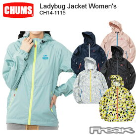 CHUMS チャムス レディース ジャケット CH14-1115<Ladybug Jacket Women's レディバグジャケット(ジャケット/アウター) >※取り寄せ品