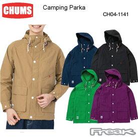 CHUMS チャムス メンズ ジャケット CH04-1141<Camping Parka キャンピングパーカー(マウンテンパーカー/アウター)>※取り寄せ品