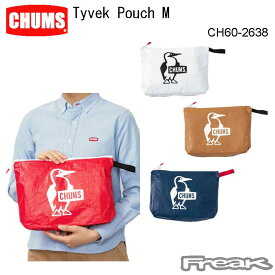CHUMS チャムス バック トートバック CH60-2638<Tyvek Pouch MタイベックポーチM(ポーチ|ペンケース)>※取り寄せ品