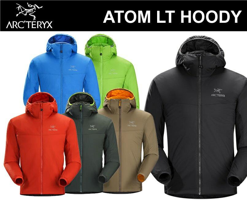 【200円クーポン】配布中!!あす楽 国内正規品 ARC'TERYX アークテリクス <Atom LT Hoody Mens アトム LT フーディ メンズジャケット>インサレーション #14644arcteryx