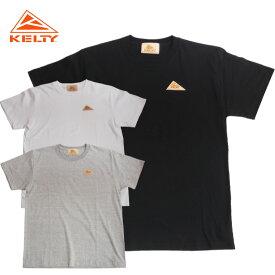 KELTY ケルティ ワンポイント ロゴ Tシャツ KELTY LOGO T-SHIRT カットソー メンズ レディース ユニセックス DENIM CAP アウトドア キャンプ