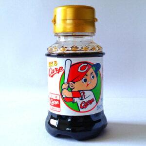 燃えろカープ 鯉くち醤油 100ml しょうゆ 醤油 だし醤油 カープ ギフト