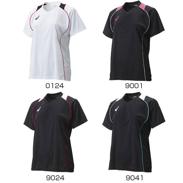 アシックス asics レディース 半袖Tシャツ W'SプラシャツHS XW6418