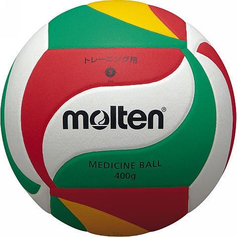 モルテン molten メンズ レディース バレーボール メディシンボール 5号球 V5M9000-M