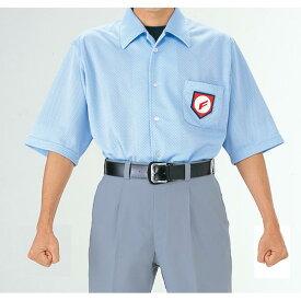 エスエスケイ野球 SSK メンズ レディース 野球ウェア レフリーウェア 審判用メッシュシャツ UPW014